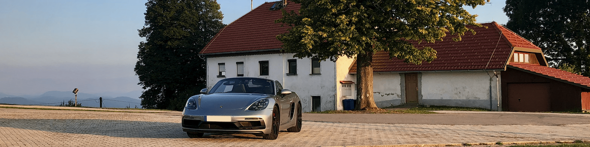Driven: Porsche 718 Boxster GTS